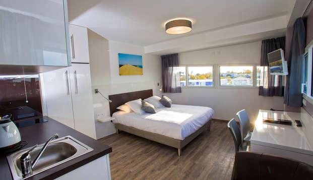 All Suites Appart Hotel Bordeaux-Pessac - apartment