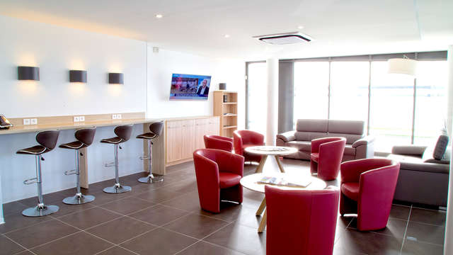 All Suites Appart Hotel Bordeaux-Pessac - Lounge