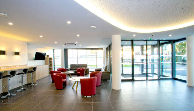 All Suites Appart Hotel Bordeaux-Pessac - Hall