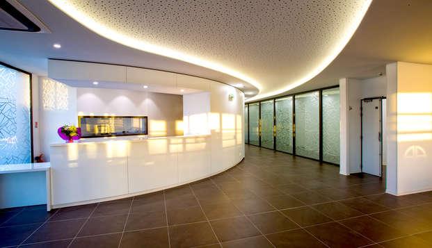 All Suites Appart Hotel Bordeaux-Pessac - Reception
