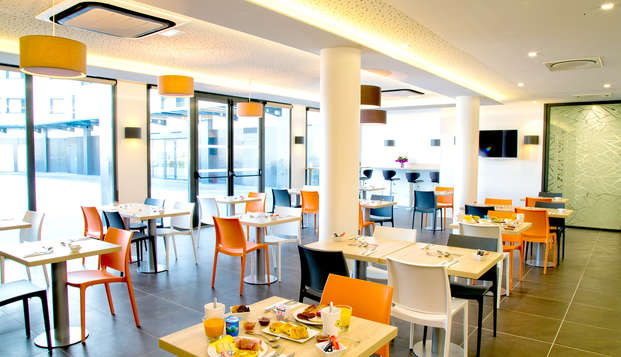 All Suites Appart Hotel Bordeaux-Pessac - Restaurant