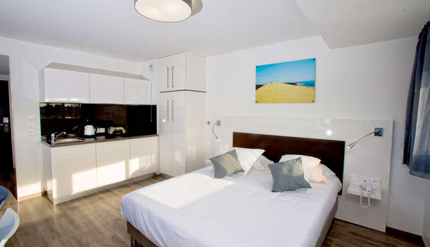 All Suites Appart Hotel Bordeaux-Pessac - Room