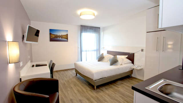 All Suites Appart Hotel Bordeaux-Pessac - Room