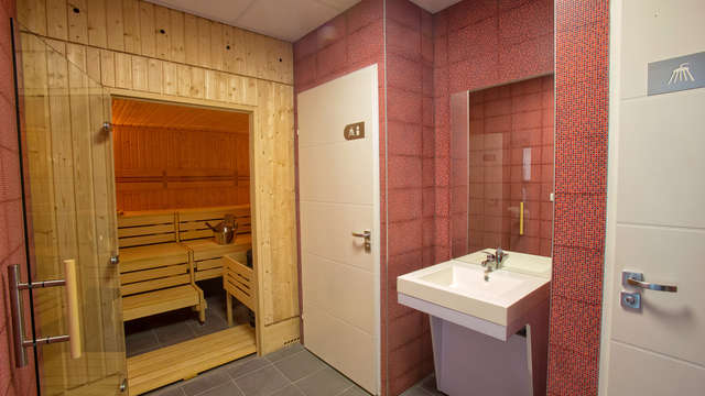 All Suites Appart Hotel Bordeaux-Pessac - Sauna