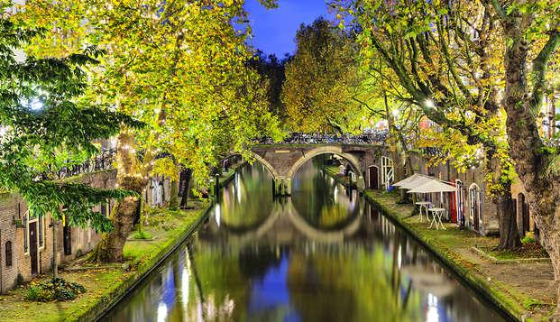 Ontdek het bruisende Utrecht inclusief Plat du Jour (vanaf 2 nachten)