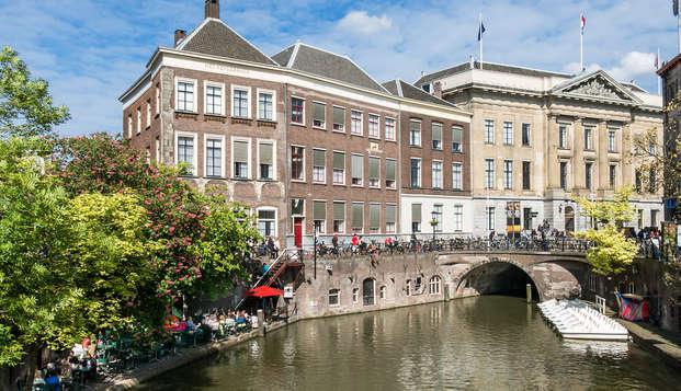 Dromen in Utrecht: vaar door de historische grachten
