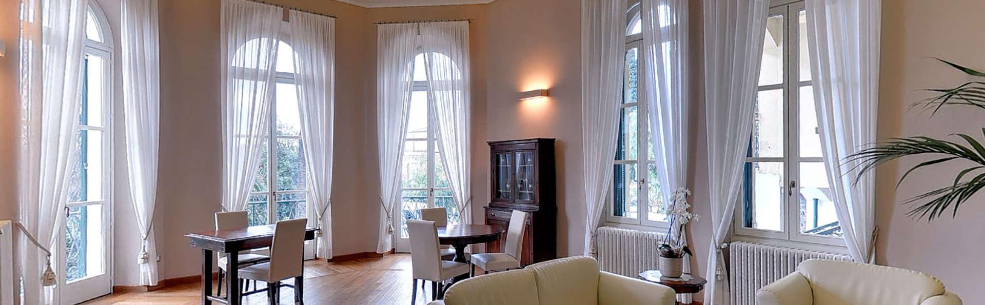 Relax dans une villa du XVIIIème siècle à San Remo