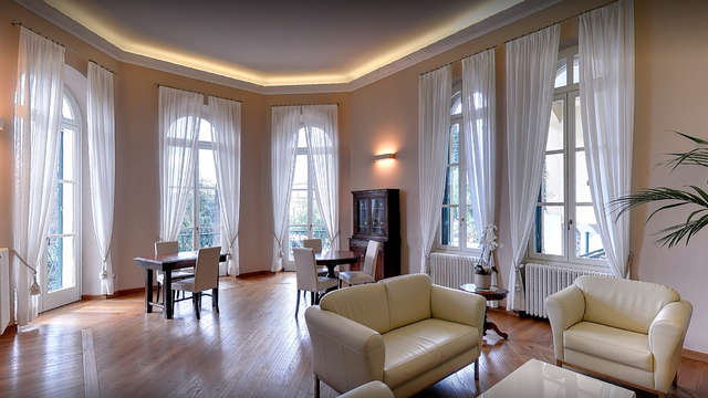 Relax a Sanremo in una stupenda villa settecentesca!