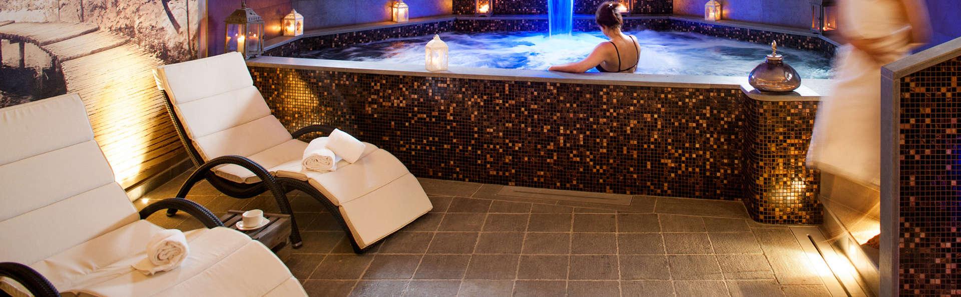 Nuits à San Remo Villa avec accès au spa : détendez-vous sur la côte ligure !