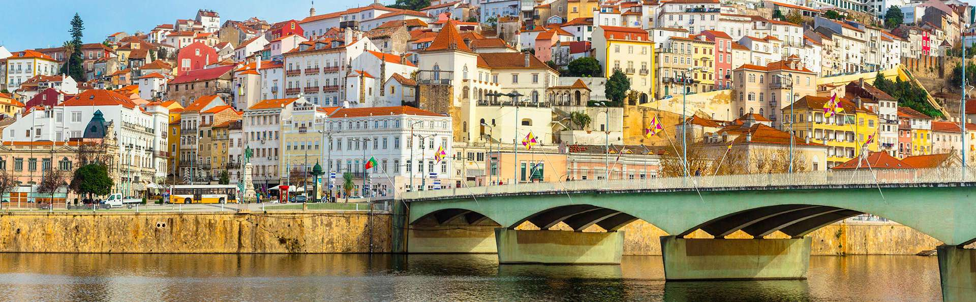 Escapada Romántica con Cena cerca de Coimbra (desde 2 noches)
