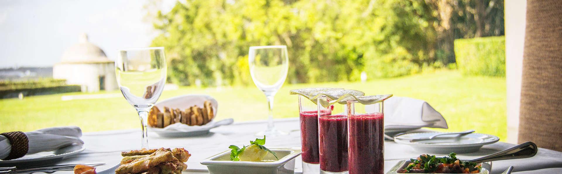 Getaway met diner en een romantisch tintje in Condeixa-a-Nova