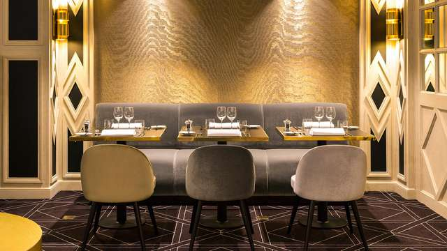 Hotel Barsey by Warwick - NEW restaurant