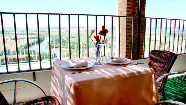 Voor wijnliefhebbers: Diner en bezoek aan het wijndomein van Vega del Duero (vanaf 2 nachten)
