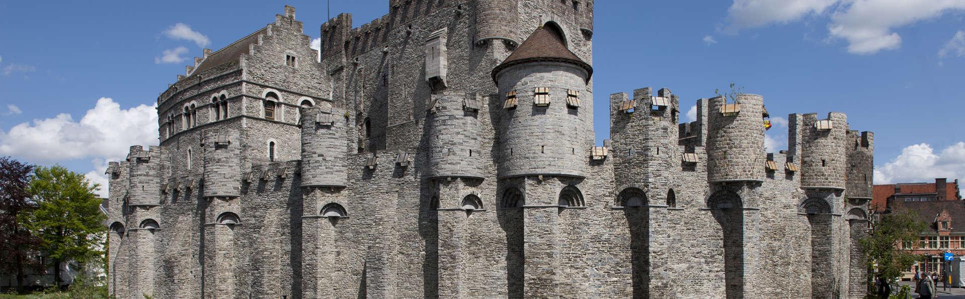 Visitez le Château des comtes de Flandre
