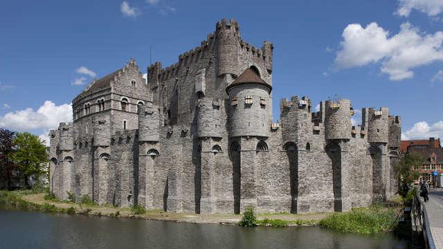 Bezoek het kasteel Gravensteen
