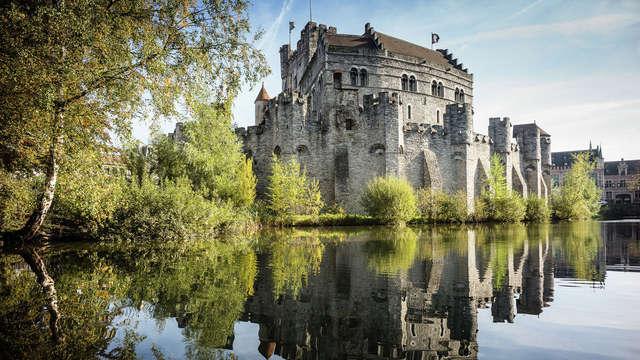 Bezoek het middeleeuwse kasteel Gravensteen