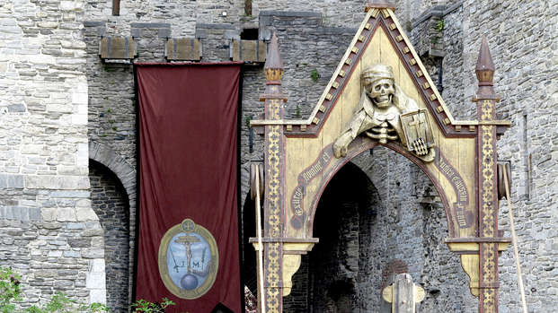 Bezoek kasteel Gravensteen in Gent!