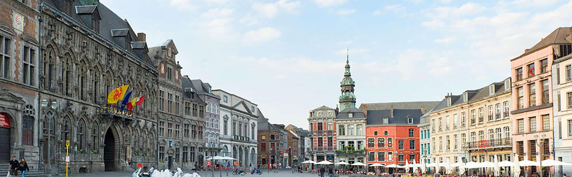 Ontdek het Belgische Bergen en proef lokale biertjes
