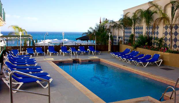 Découvrez le charme de la Costa del Sol en appartement de 4 personnes à Nerja