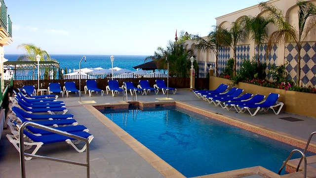 Ontdek de charme van de Costa del Sol in een appartement voor vier