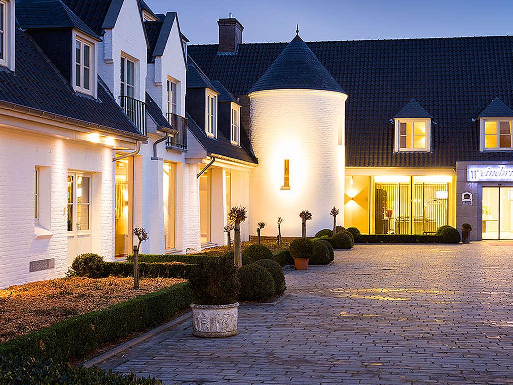 Séjour culinaire près de Bruges 4*