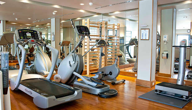 Parker Hotel Brussels Airport - Gym