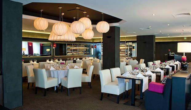 Profitez d'un séjour avec dîner près de Bruxelles