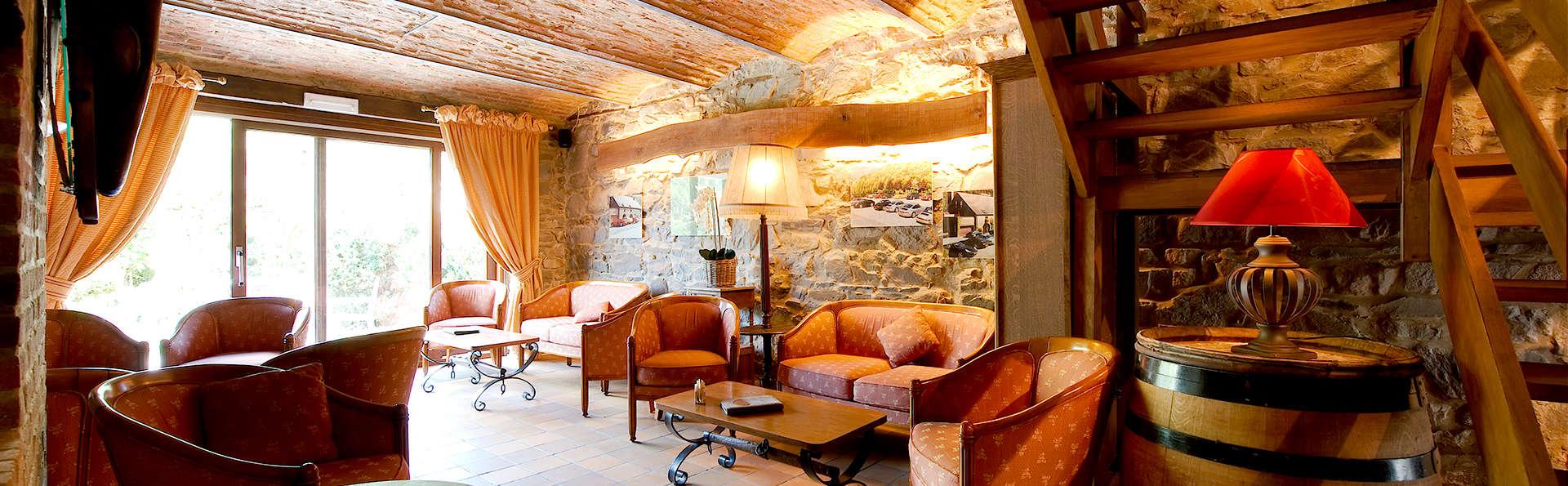 Gastronomisch weekend met 2x4-gangendiner in een suite vlakbij La Roche-en-Ardenne (vanaf 2 nachten)