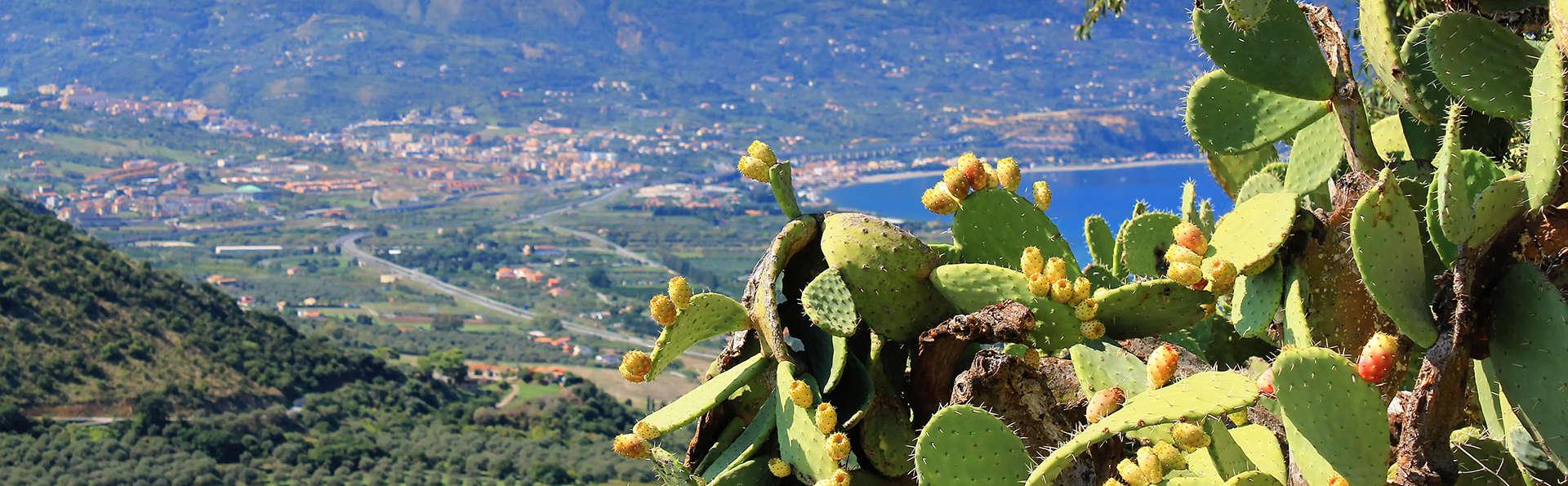 Sous le soleil de Sicile à Castel di Tusa