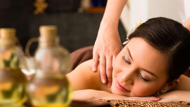 masaje exclusivo para 2 adultos