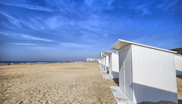 Une bouffée d'air frais dans la ville côtière belge d'Ostende