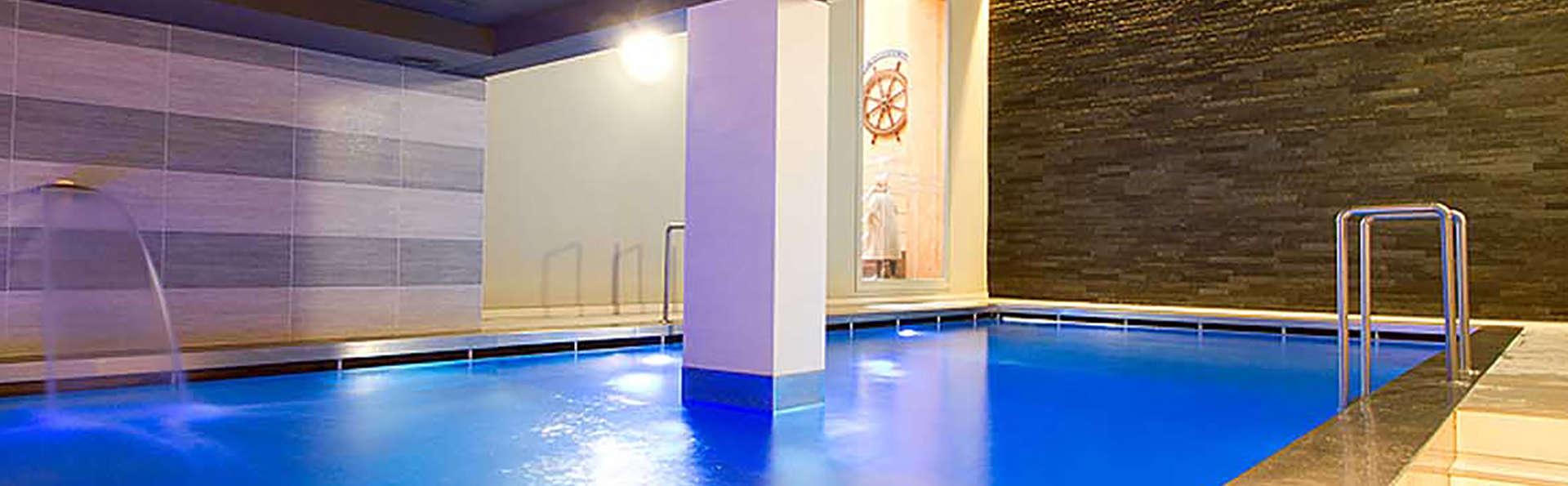 Romantisme près de la mer avec accès au spa
