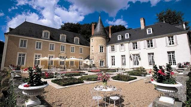 Chateau de Beauvois - front