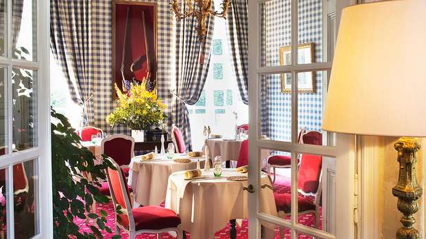 Chateau de Beauvois - restaurant