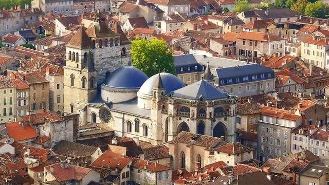 Week end découverte de la cité historique de Cahors