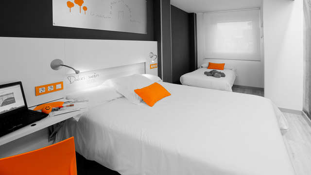 Hotel Bed U Pamplona