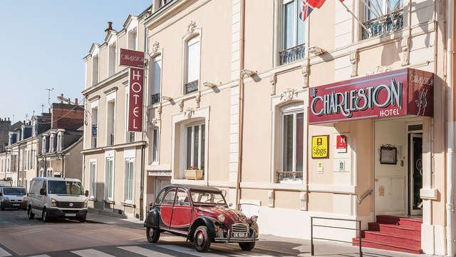 Escapade à vélo pour découvrir la ville médiévale du Mans