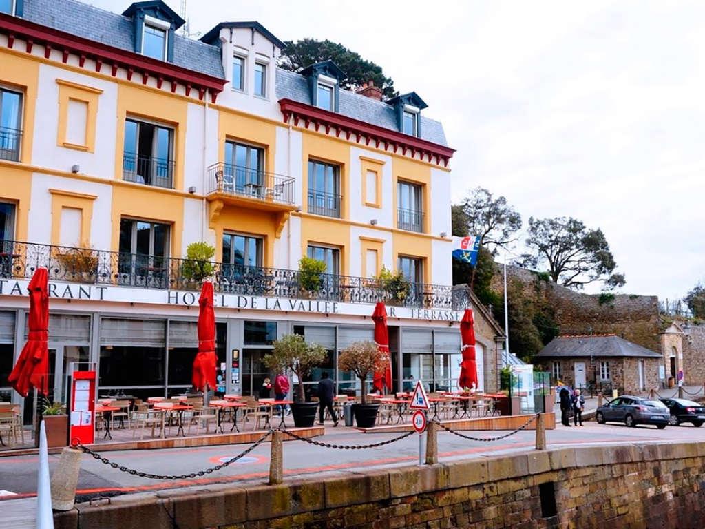 Séjour Ile-et-Vilaine - Évadez-Vous à Dinard sur la Côte d'émeraude  - 3*