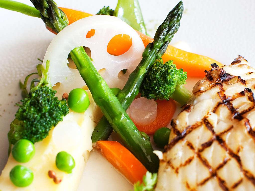 Séjour Dinard - Mettez vos sens en éveil lors de ce dîner avec vue sur la baie de Saint-Malo.  - 3*