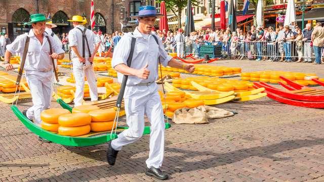 Ontdek Alkmaar en bezoek het Kaas- en Biermuseum (vanaf 2 nachten)