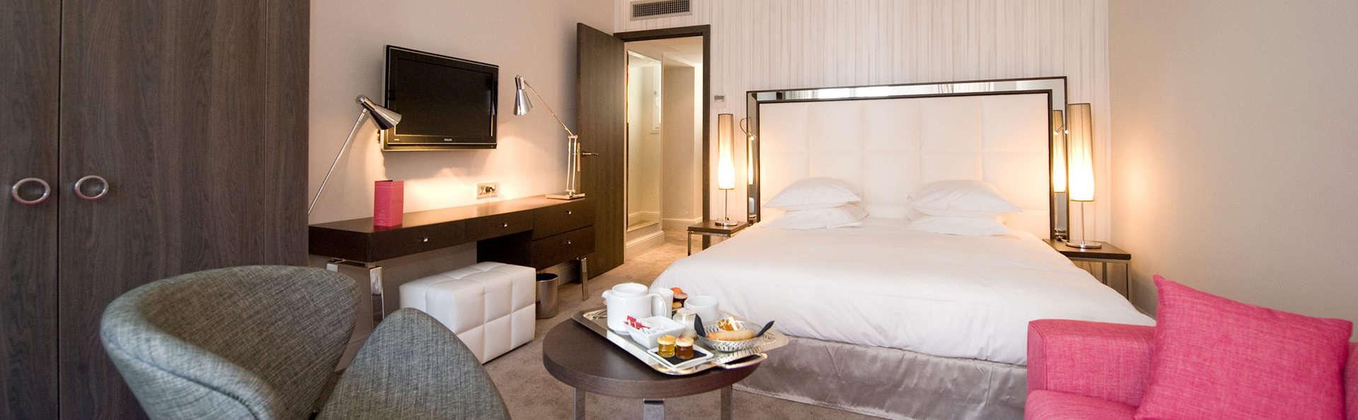 Week-end en amoureux avec champagne et chocolats à Cannes