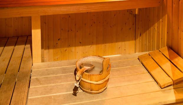 Hotel Le Canberra - sauna
