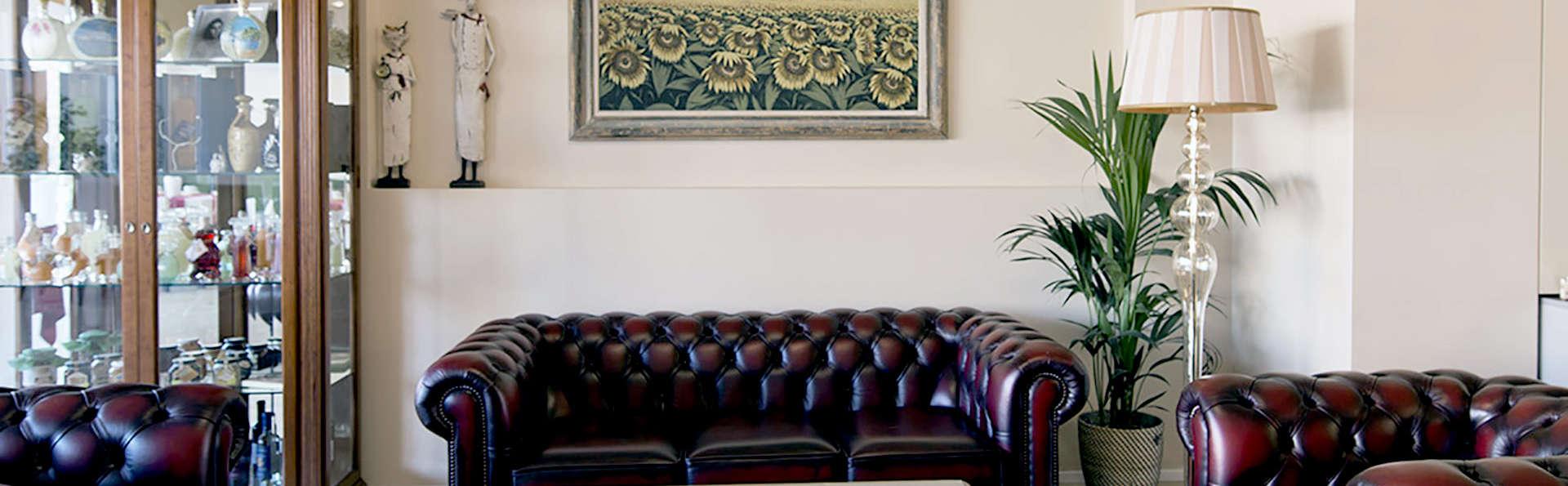 Séjournez dans un hôtel 4* moderne, idéal pour découvrir Vicence et sa province