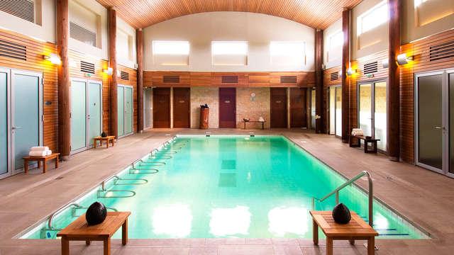 Détendez-vous au Spa dans un superbe hôtel au cœur du vignoble de Margaux