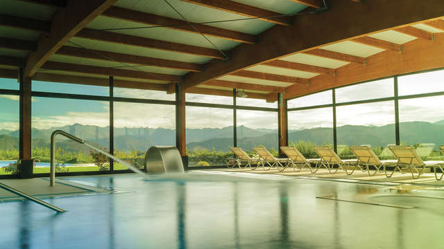 Escapada con Spa en entorno ideal en Asturias