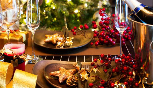 Een smakelijke Kerst in de Ardennen