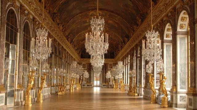 Le Louis Versailles Chateau MGallery by Sofitel - Chateau de Versailles la galerie des Glaces JM Manai