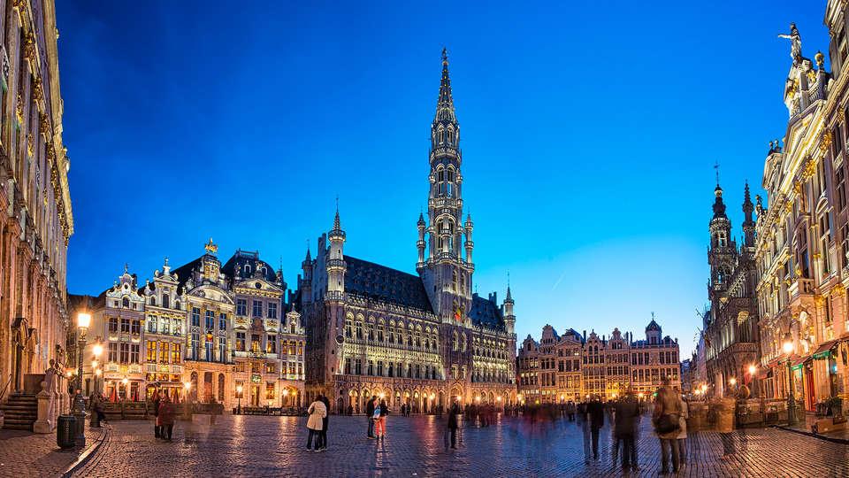 Week end romantique bruxelles avec ambiance romantique for Hotel romantique belgique