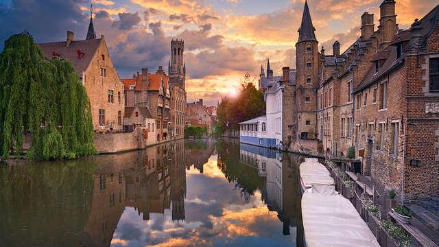 Weekend in hartje Brugge met bezoek aan Choco-Story