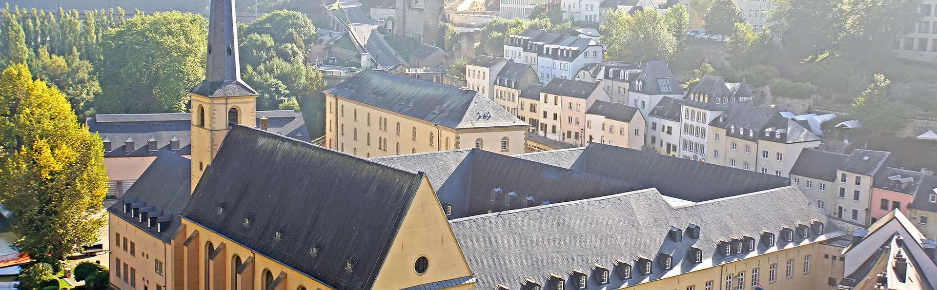 Ontwaak je de zintuigen in het hart van de Luxemburg